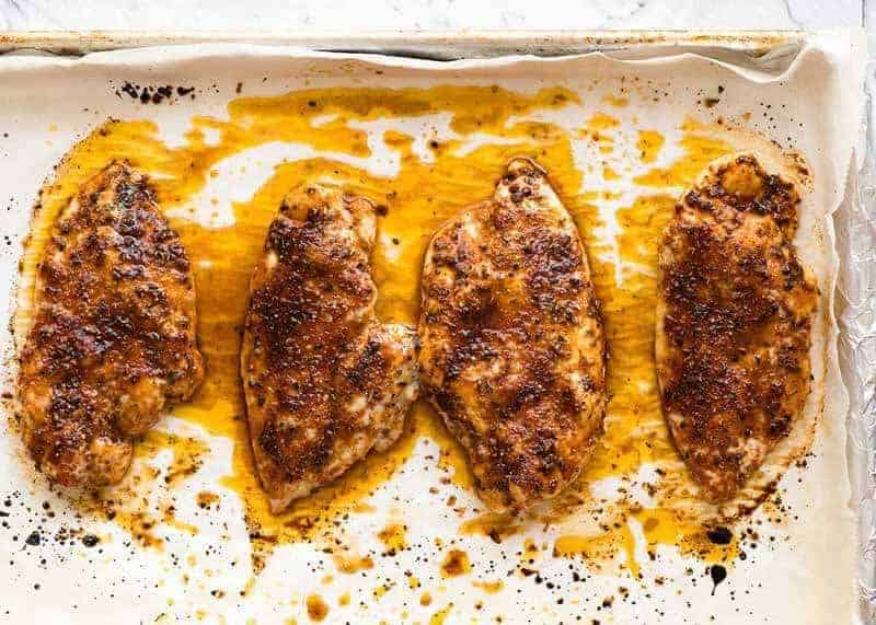 want to know the key to baking the perfect chicken breast